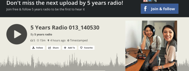 5yearsradio