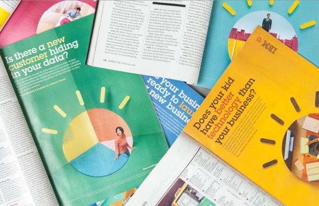 IBM on Magazines