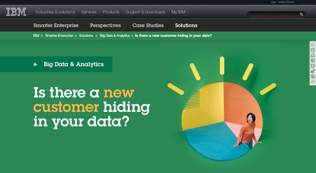 IBM Website Cover