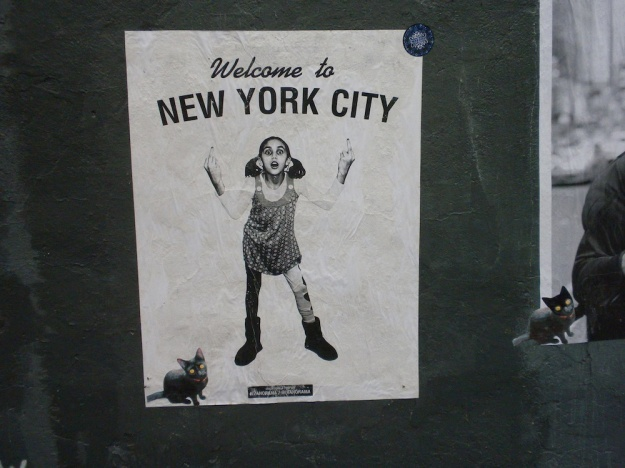 Welcome to NYC